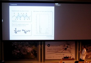 Dr. Sebastian Busch talking about peptides