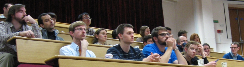 More spectators.